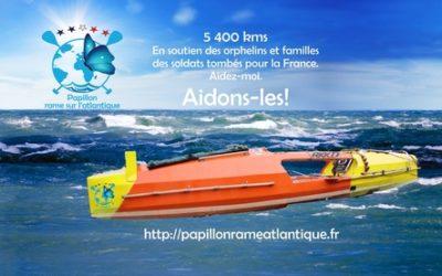 Notre association a décidé de soutenir Christophe Papillon