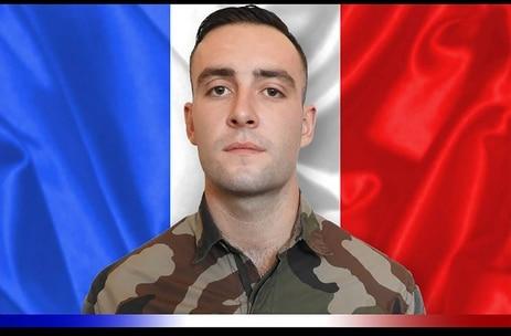 Décés du brigadier Ronan Pointeau du 1er régiment de Spahis