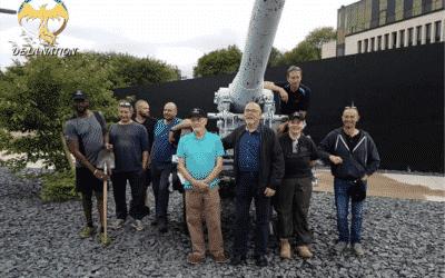 Rénovation des canons de Verdun