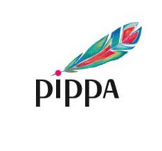Pippa Editions Carré fond blanc